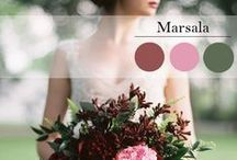 2015 Color of the Year - Marsala / 2015 Pantone Color of the Year is Marsala
