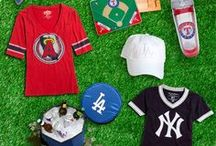 Team Spirit / Everything you need to rep your favorite Sports team.