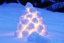 Epic Snow Play Ideas