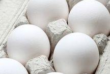 Eggs / The Incredible Edible Egg