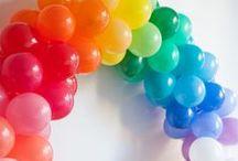 Rainbow / Art Party