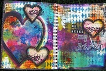 Altered Art Journaling, Journaling & Writing / by Michelle Zebralan
