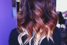 Hair & Make-up / Hairstyles & cute make-up idea's