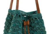 Bags,totes,backpacks,satchels,handbags,messengerbags & purses / by Elba Arria