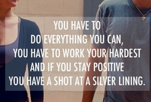 Quotes <3 / by Hannah Latzko