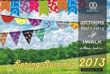SPRING SUMMER 2013 COLLECTION / Greetings !!!!