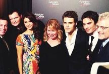 Tribute to The TVD Cast / These people are my idols and one day I am going to meet them.