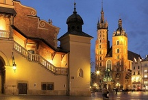 Cracow - beautiful polish city