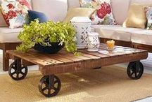 Handmade - Tables