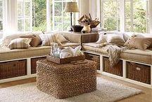 Interior - Sofa & Window