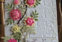 handmade cards / by Jacki kliewer