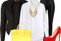 Fashion Inspiration / by Hadiya Moore