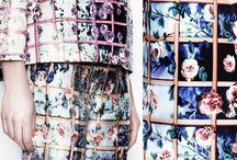 Floral Fashion and Prints / by Ealish Walmsley