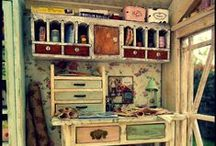 INSPIRE | Sewing Spaces