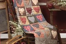 STYLE | Quilts in the home / Quilts in all walks of life!