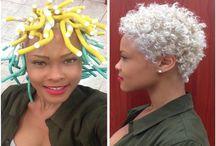 Natural Hairgasm / by Hadiya Moore