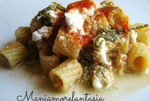 Ricette - Pasta, fritti, contorni e varie / Piatti buoni e semplici