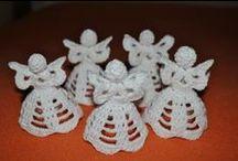 Crochet&more - Natale & dintorni / Oggetti e decorazioni per Natale rigorosamente handmade qualunque sia la tecnica!