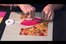 Quilting Technique & Tips / On this board I will share some of my quilting Techniques to make your quilting easier and more accurate.
