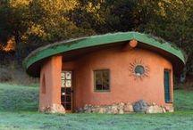 Diseños de casas (construcción con tierra)