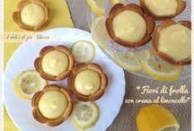 Ricette - DOLCI: biscotti e pasticcini / Biscotti, pasticcini, pan cake e quant'altro di goloso ci sia!