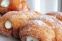 Ricette - DOLCI fritti / Graffe, ciambelline, zeppole & varie