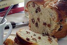 Ricette - DOLCI con lievito / Panbrioscè, brioche, krapfen e varie