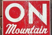 mountains & climbing