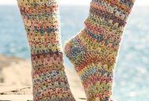 Crochet&more - Babucce e calzini - Socks