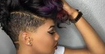 Afro Hair / Styles and products for natural hair.