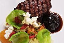 Culinaire gerechten | Culinary dishes / Laat je inspireren door de gerechten van o.a. michelinchefs   Get inspired with meals from the best chefs
