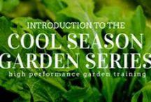 Cool Season Gardening