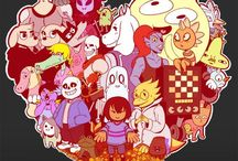 Undertale!!!!!! / Most awesome game I know.