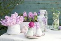 DIY with flowers from your own garden! / There are many possibilities with flowers from your own garden!