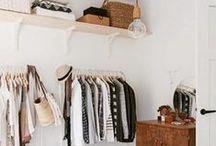 Wardrobe capsules/essentials