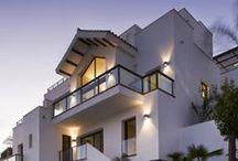 Arquitetura / Casas inspiradoras.