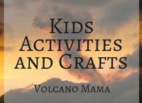 Kids Activities and Crafts / Crafts and activities to do with children