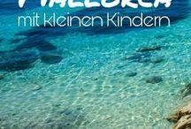 Mallorca / Urlaub auf Mallorca mit Kindern Sammlung interessanter Pins