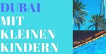 Dubai mit Kind / Dubai mit Kindern. Hier findest du Pins mit Tipps für den Besuch dort mit Kindern, Erfahrungsberichte und vieles mehr!
