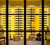 Wijnkelders | Cellars / Great wine cellars |  Mooie wijnkelders