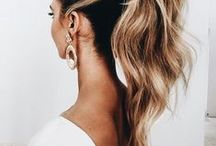 Hair / All of the best hair pins from fashion and beauty blogger, Cameron Proffitt. Fashion and beauty blog, hair blogger, hairstyle ideas, haircut ideas, balayage, balayage ideas, hair braids, braid ideas, hair tips, growing your hair, hair cut, hair dye, blonde hair, brunette hair, black hair, red hair, hair styling tips, hair cutting tips, hair goals, hair style inspiration, hair inspiration, hair accessories