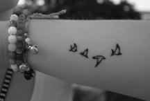 Tattoos that I like / Fonts, art, design, henna...