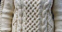 my own knitting / knitting, yarn, wool, pattern