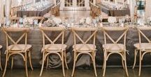 Wedding Reception Details / Every wedding reception has small details that really emphasize the over all look of the day. Here are some ideas to help you design a beautiful wedding reception.