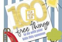 Free Stuff to Do With Kids / When you want to have fun on a budget....tips curated by Twin Cities Moms!