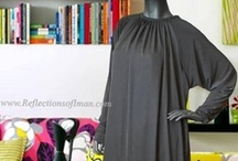 Reflection's Umbrella Abayas / Umbrella abayas now available at Reflections of Iman. www.ReflectionsofIman.com