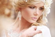 Wedding Hair Inspiration-Acessories / Lovely images to inspire the look for your special day