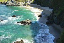 Beaches in Navia, Asturias