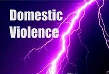 Domestic Violence Awareness / Domestic violence is at epidemic levels across these United States and even though both men and women suffer the effects of abusive, sometimes violent relationships, we will focus on domestic violence against women.