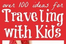 Traveling with the Kiddos / Planes, trains and automobiles...making travel as a family easier with tips curated by Twin Cities Moms.